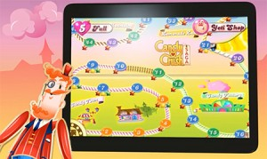 Candy Crush Saga és el joc gratuït de major recaptació de iOS