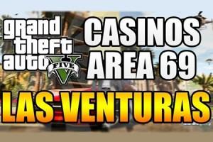 El DLC del Casino GTA 5 contendrá mini juegos aptos para jugar