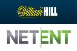Net Entertainment, proveedor de William Hill Casino