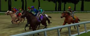 Newturf ofrece carreras de caballos virtuales realistas