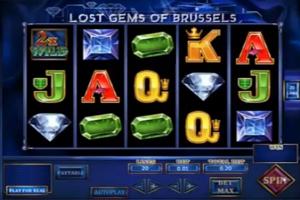 Nuevo juego de tragaperras en el casino Crystal Spin