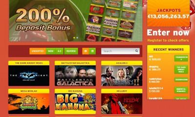 Hotstripe Casino ofrece innumerables juegos online