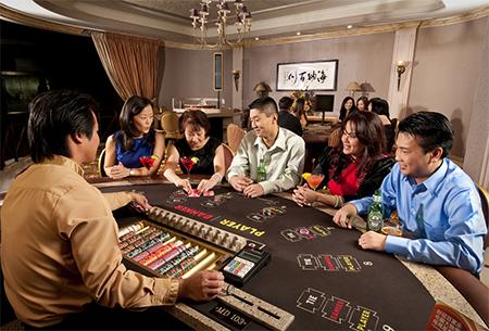 El bacará cambia el juego en Macao