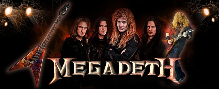 Gana una guitarra firmada por Megadeth en Bet-at.eu