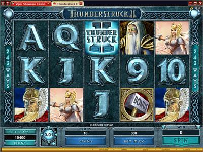 Juega Thunderstuck II Gratis en Royal Vegas Online Casino