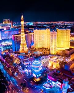 Los complejos hoteleros de Nevada beneficiados por la ley de apuestas en línea