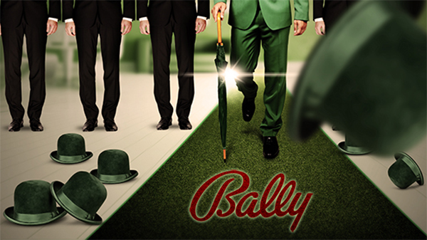 Mr Green se asocia con Bally Tech