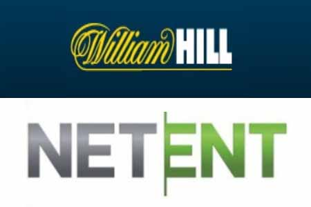 Net Entertainment, proveedor de William Hill Casino