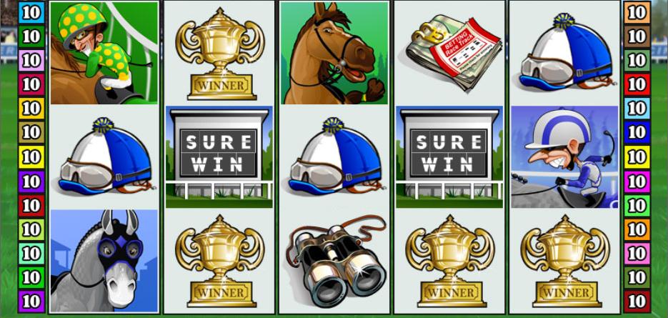 Nueva tragaperras multijugador para casinos en línea de Microgaming