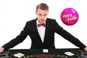 Vera&John lanzarán juegos con crupier en vivo