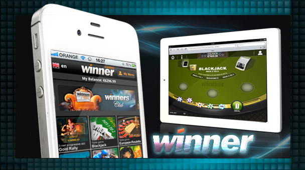 Winner Casino lanza Winner Mobile