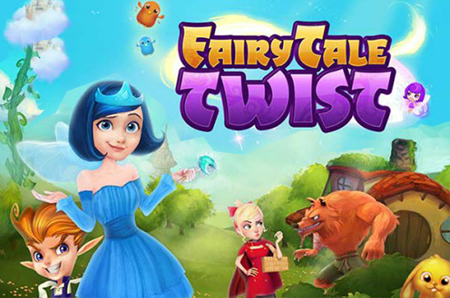 Zynga lanza un nuevo juego de Facebook: Fairy Tale Twist